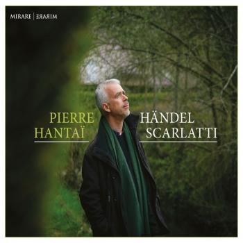 Cover Händel - Scarlatti