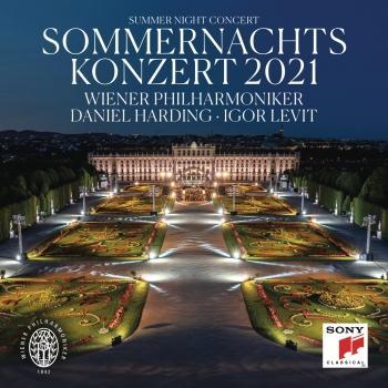 Cover Sommernachtskonzert 2021 / Summer Night Concert 2021