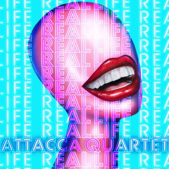 Cover Real Life