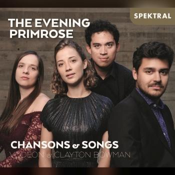 Cover The Evening Primrose