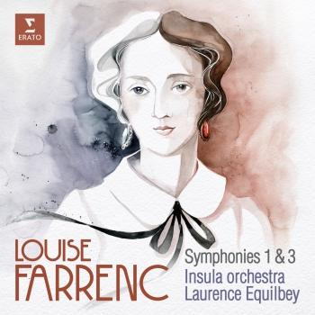 Cover Farrenc: Symphonies Nos 1 & 3