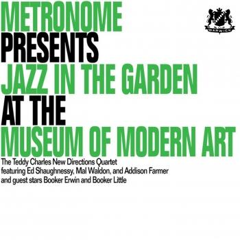 Cover Metronome Presents Jazz in the Garden at the Museum of Modern Art