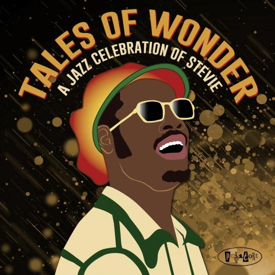 Cover Tales of Wonder - A Jazz Celebration of Stevie