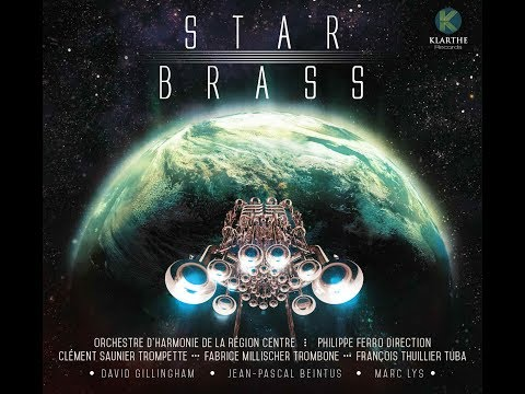 Video Orchestre d'Harmonie de la Region Centre & Philippe Ferro - Star Brass