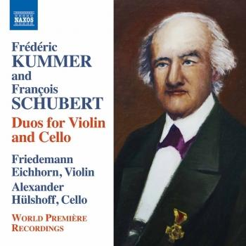 Cover Kummer & Schubert: Duos for Violin & Cello