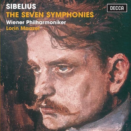Cover Sibelius: The Seven Symphonies
