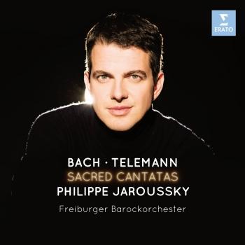Cover Bach & Telemann: Sacred Cantatas