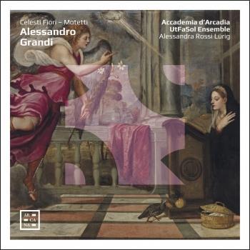 Cover Grandi: Celesti Fiori - Motetti