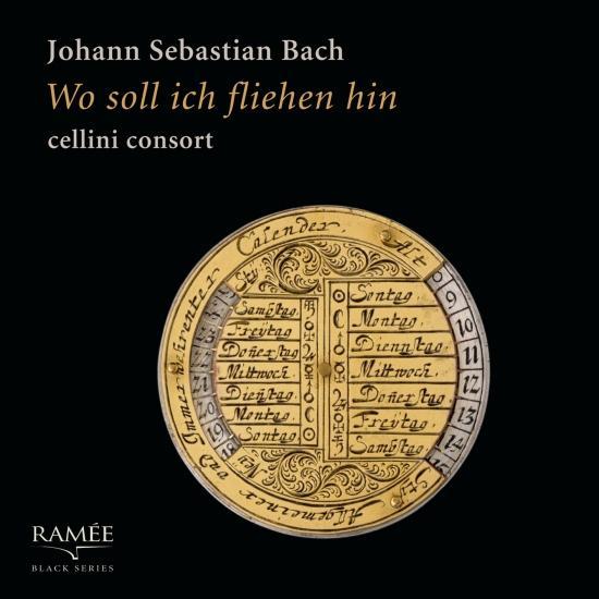 Cover Bach: Wo soll ich fliehen hin