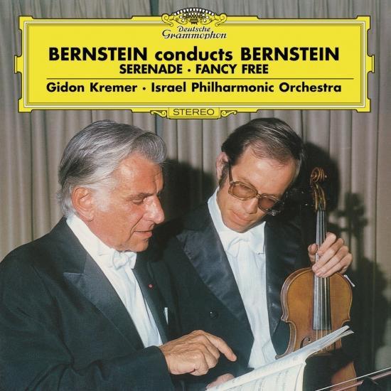 Cover Bernstein: Serenade, Fancy Free (Live - Remastered)