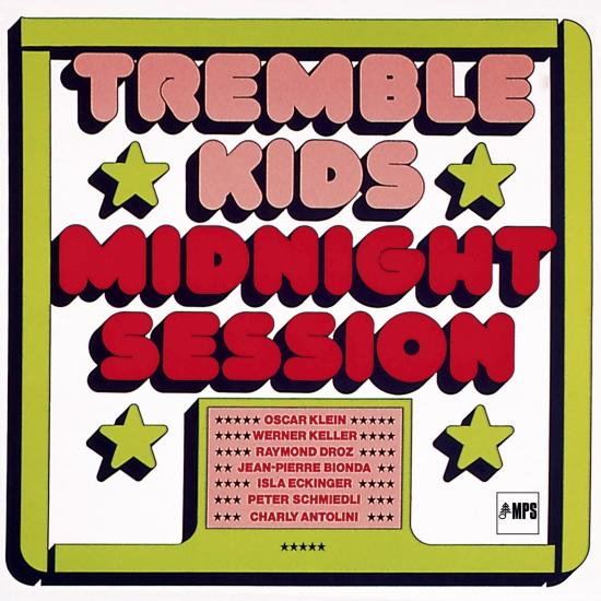 Cover Midnight Session (Remastered)