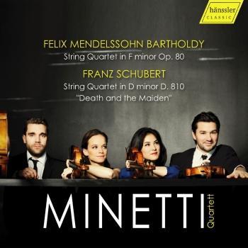 Cover Mendelssohn & Schubert: String Quartets