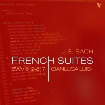 Cover Bach: French Suites, BWV 812-817