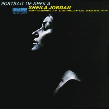 Cover Portrait Of Sheila