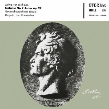 Cover Beethoven: Sinfonie No. 7 (Remastered)