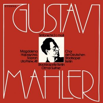 Cover Mahler: Sinfonie No. 2 (Auferstehungssinfonie) (Remastered)