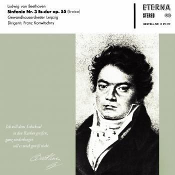 Cover Beethoven: Sinfonie No. 3, 'Eroica' (Remastered)