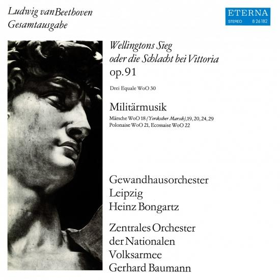 Cover Beethoven: Militärmusik (Remastered)