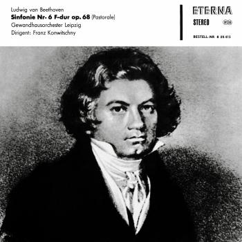 Cover Beethoven: Sinfonie No. 6, 'Pastorale' (Remastered)
