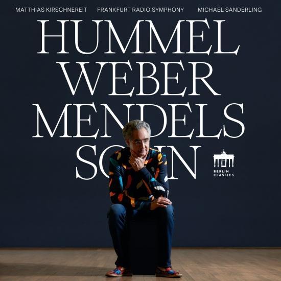 Cover Hummel - Weber - Mendelssohn
