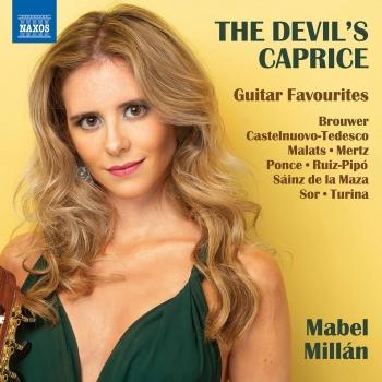 Cover The Devil's Caprice