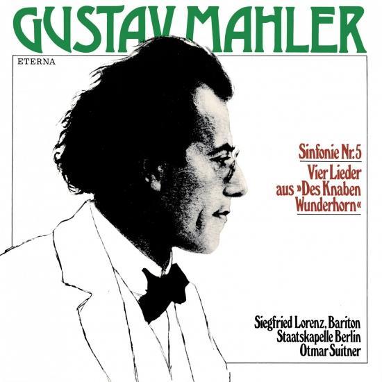Cover Mahler: Sinfonie No. 5 & Vier Lieder aus 'Des Knaben Wunderhorn' (Remastered)