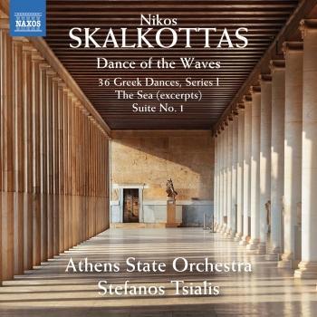 Cover Skalkottas: Orchestral Works