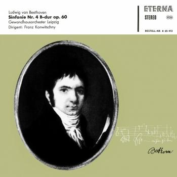 Cover Beethoven: Sinfonie No. 4 (Remastered)