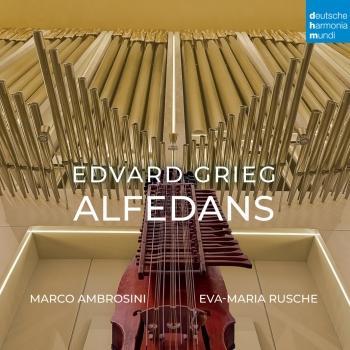 Cover Edvard Grieg: Alfedans