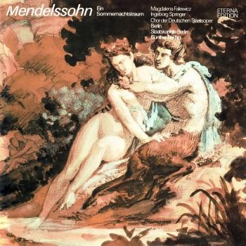 Cover Mendelssohn: Ein Sommernachtstraum (Remastered)