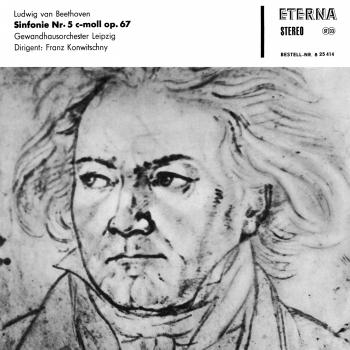 Cover Beethoven: Sinfonie No. 5 (Remastered)