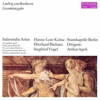 Cover Beethoven: Italienische Arien (Remastered)
