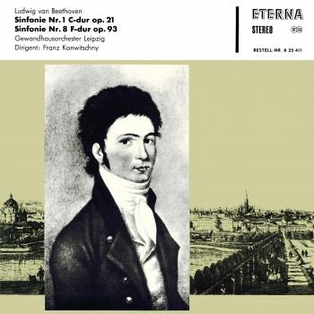 Cover Beethoven: Sinfonie No. 1 & 8 (Remastered)