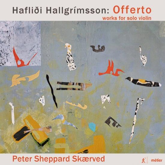 Cover Hafliði Hallgrímsson: Offerto