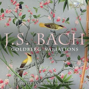 Cover J.S. Bach: Goldberg Variations
