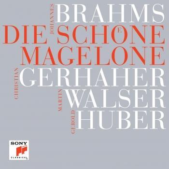 Cover Brahms: Die schöne Magelone