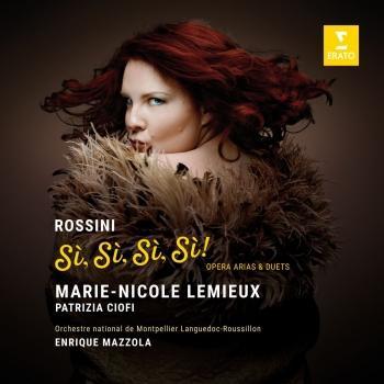 Cover Rossini: Opera Arias & Duets (Live)