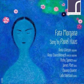 Cover Fata Morgana: Song by Pavel Haas