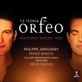 Cover La storia di Orfeo