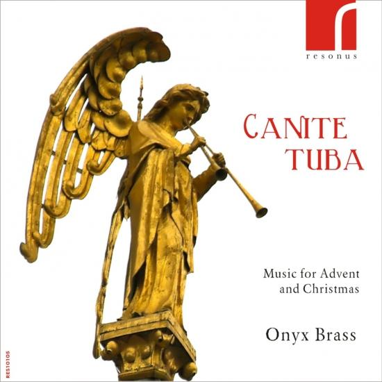 Cover Canite Tuba: Music for Advent and Christmas