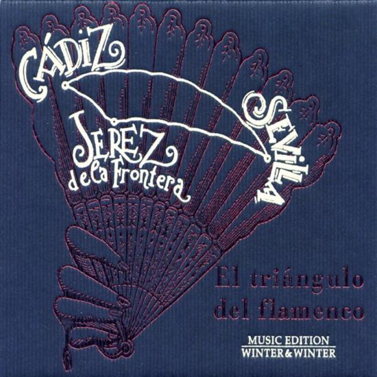 Cover El triángulo del flamenco