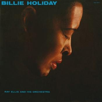 Cover Billie Holiday With Ray Ellis And His Orchestra (Remastered)