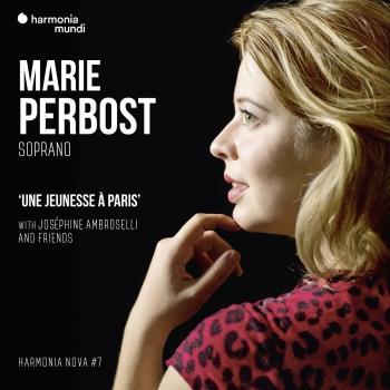 Cover Marie Perbost: Une jeunesse à Paris - harmonia nova #7