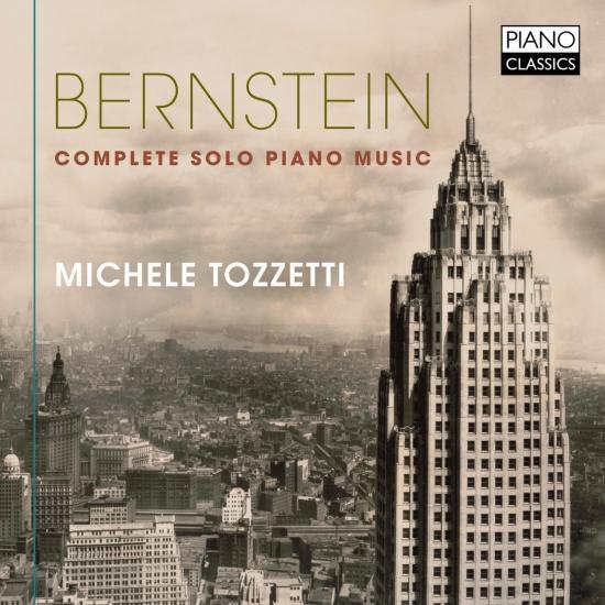 Cover Bernstein: Complete Solo Piano Music