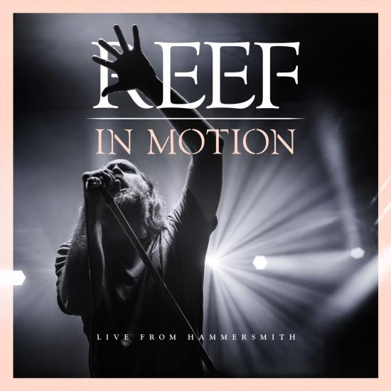 Cover In Motion (Live from Hammersmith)