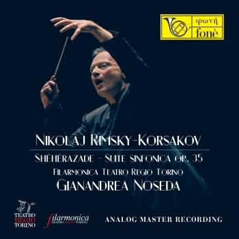Cover Rimsky-Korsakov: Shéhérazade, Op. 35