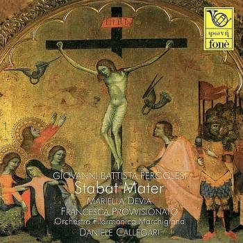 Cover Pergolesi: Stabat Mater