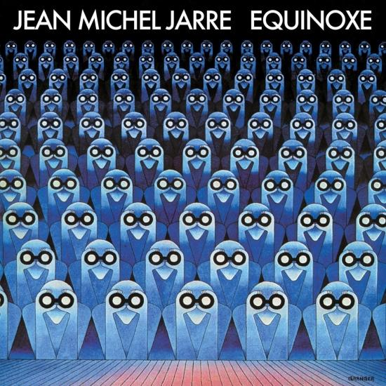 Cover Equinoxe (2015 Remastered)