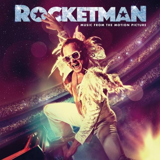 Cover Rocketman (Soundtrack)