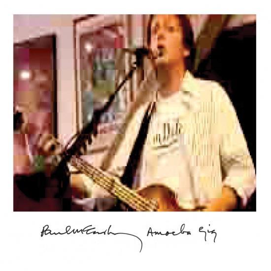 Cover Amoeba Gig (Live) Remastered